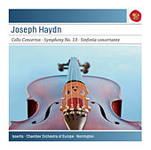 Haydn: Cello Concertos No. 1 in C Major & No. 2 in D Major; Symphony No. 13 in D Major; Sinfonia Concertante in B-Flat Major - Sony Classical Masters de Steven Isserlis