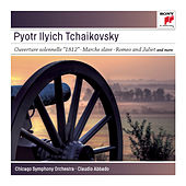 Tchaikovsky: 1812 Overture, Slavonic March, Romeo and Juliet Fantasy Overture & The Tempest by Chicago Symphony Orchestra