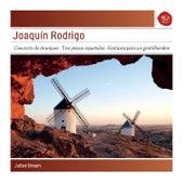Joaquin Rodrigo: Concierto de Aranjuez; Tres piezas espanolas; Fantasía para un gentil hombre  - Sony Classical Masters by Julian Bream