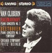 Rachmaninoff / Beethoven: Piano Concertos de Van Cliburn