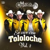 En Vivo con Tololoche Vol.2 (Live) by Grupo Marca Registrada