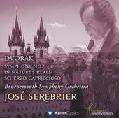 Dvorák : Symphony No.7, In Nature's Realm & Scherzo Capriccioso de José Serebrier