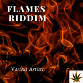 Vertex Presents - Flames Riddim by Various Artists