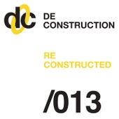 Deconstruction Reconstructed 013 de Various Artists