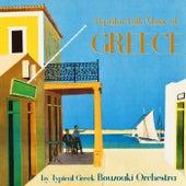 Popular Folk Music of Greece von The Bouzouki Orchestra