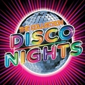 Disco Nights (The Collection) by Tina Charles, Shalamar, Musique, Sharon Redd, Evelyn Thomas, Bumblebee Unlimited, Gino Soccio, Crown Heights Affair, Carol Douglas, Bohannon, Lime, France Joli, Miquel Brown, Irene Cara, Voggue, Frankie Smith, Indeep, The Whispers, Santa Esmeralda