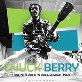 Toronto Rock 'n Roll Revival 1969 by Chuck Berry