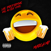 Las Preferidas, Vol. 4 (En Vivo) by Marca MP
