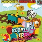 Subete Al Tren de La Alegria by Canciones Infantiles, Rondas Infantiles, Musica Infantil