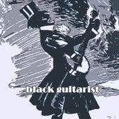 Black Guitarist by Jim Reeves