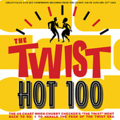 Twist Hot 100 25th January 1962 de Various Artists