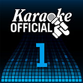 Karaoke Official Volume 1 de Various Artists