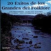20 Exitos De Los Grandes Del Folklore by Various Artists