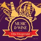 Music & Wine with Ella Fitzgerald, Vol. 4 de Ella Fitzgerald