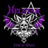 Clad in Black by Helstar