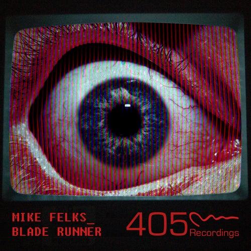 Blade Runner by Mike Felks