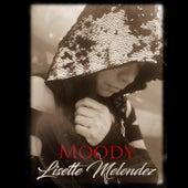 Moody by Lisette Melendez