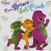 Corre, brinca, salta y canta by Barney