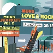 Love & Rockets Vol. 2: The Declaration by Murs
