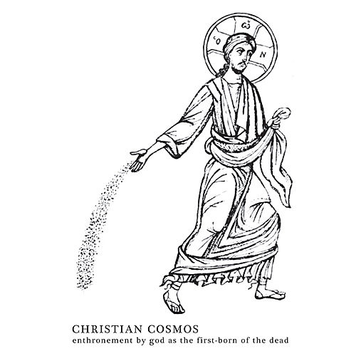Enthronement By God As The First-Born Of The Dead by Christian Cosmos