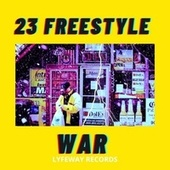 23 FREESTYLE by WAR