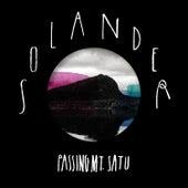 Passing Mt. Satu by Solander
