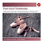 Peter Ilyich Tchaikovsky: Ballett Suites: Swan Lake; The Sleeping Beauty, The Nutcracker - Sony Classical Masters by Eugene Ormandy