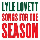 Songs for the Season by Lyle Lovett