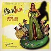 BlackJack EP by Carmen Ghia & The Hotrods