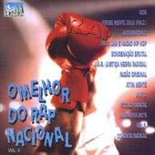 O Melhor do Rap Nacional, Vol. 4 by Various Artists