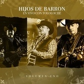 En Vivo Con Tololoche Vol. 1 by Hijos De Barron