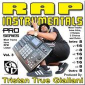Rap Instrumentals, Vol. 3 by Rap Instrumentals