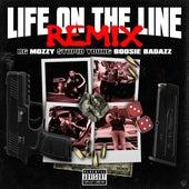 Life On The Line (Remix) [feat. Boosie Badazz, Mozzy & $tupid Young] von R G