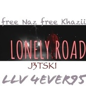 LONELY ROAD by J3tski Lj