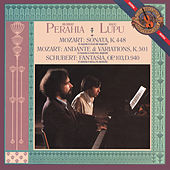 Mozart: Sonata in D Major for Two Pianos, K. 448; Schubert: Fantasia in F minor for Piano, Four Hands, D. 940 (Op. 103) de Radu Lupu