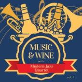 Music & Wine with Modern Jazz Quartet, Vol. 1 de Modern Jazz Quartet