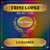 La Bamba (Re-recorded) (Billboard Hot 100 - No 86) de Trini Lopez