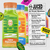 Juiced 2 (New Flavours) by Various Artists