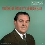 Björling sings at Carnegie Hall by Various Artists