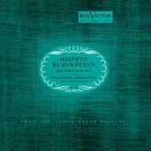 Franck: Sonata for Violin and Piano, in A, Strauss: Sonata, Op. 18, in E-Flat de Jascha Heifetz
