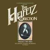 The Heifetz Collection - Vol. 1 (1917 - 1924); The Complete Acoustic Recordings de Jascha Heifetz