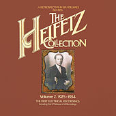 The Heifetz Collection (1925 - 1934) - The first Electrical Recordings by Jascha Heifetz