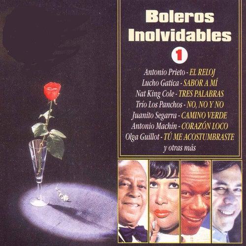Boleros Inolvidables 1 by Various Artists