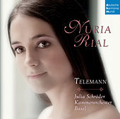 Telemann von Nuria Rial