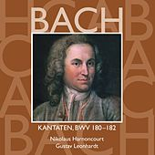 Bach, JS : Sacred Cantatas BWV Nos 180 - 182 von Various Artists