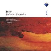 Berio : Sinfonia & Eindrücke de Pierre Boulez
