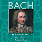 Bach, JS : Sacred Cantatas BWV Nos 125 - 127 von Various Artists