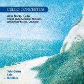 Cello Concertos von Arto Noras and Finnish Radio Symphony Orchestra