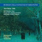 Russian Cello Sonatas & Variations von Arto Noras