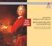 Bach, JS : Brandenburg Concertos Nos 1 - 6 [1964] von Nikolaus Harnoncourt